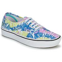 Shoes Women Low top trainers Vans COMFYCUSH AUTHENTIC Multicolour