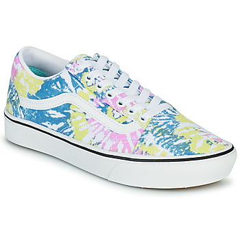 Shoes Women Low top trainers Vans COMFYCUSH OLD SKOOL Multicolour