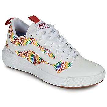 Shoes Women Low top trainers Vans ULTRARANGE EXO White / Multicolour