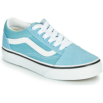 Shoes Boy Low top trainers Vans OLD SKOOL Blue