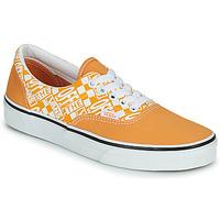 Shoes Women Low top trainers Vans ERA Yellow