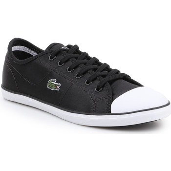 Shoes Women Low top trainers Lacoste Ziane Sneaker 118 2 CAW 7-35CAW0078312 black