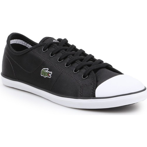 Shoes Women Low top trainers Lacoste Ziane Sneaker 118 2 CAW 7-35CAW0078312 black