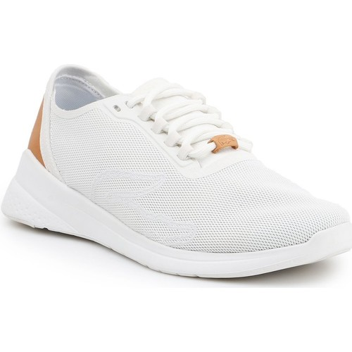 Shoes Women Low top trainers Lacoste LT Fit 118 2 SPW 7-35SPW003618C white, brown