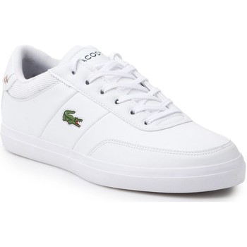 Shoes Men Low top trainers Lacoste Court-Master 118 2 CAM 7-35CAM0016042 white