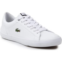 Shoes Men Low top trainers Lacoste Lerond 418 3 JD CMA 7-36CMA0099001 white