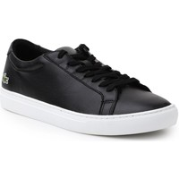 Shoes Men Low top trainers Lacoste L.12.12 116 1 7-31CAM0137024 lifestyle shoes black