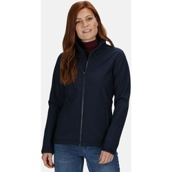 Clothing Women Coats Professional ABLAZE Waterproof Softshell Jacket Blue
