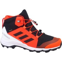 Shoes Children Walking shoes adidas Originals Terrex Mid Gtx K Black,Red