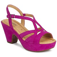 Shoes Women Sandals Gabor JUNIGUE Fuschia