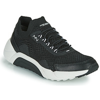 Shoes Men Low top trainers Skechers ENDURO-SILVERTON Black