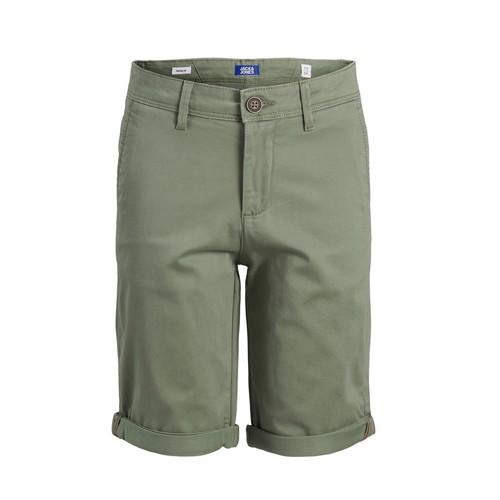 Clothing Boy Shorts / Bermudas Jack & Jones JJIBOWIE JJSHORTS Beige