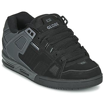 Shoes Men Skate shoes Globe SABRE Black / Grey