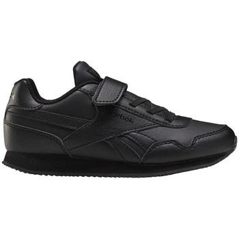 Shoes Children Low top trainers Reebok Sport Royal Cljog 30 1V Black