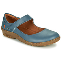 Shoes Women Flat shoes Art ANTIBES Blue