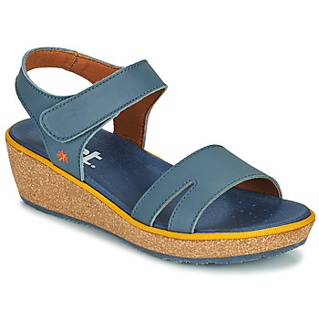 Shoes Women Sandals Art CAPRI Blue