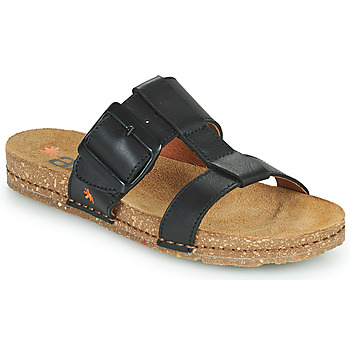 Shoes Women Mules Art CRETA Black