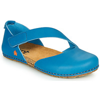 Shoes Women Flat shoes Art CRETA Blue