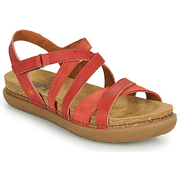 Shoes Women Sandals Art RHODES Coral
