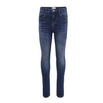 Clothing Girl Slim jeans Only KONPAOLA Blue