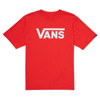 Clothing Children Short-sleeved t-shirts Vans VANS CLASSIC TEE Red