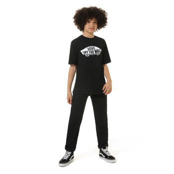Clothing Children Short-sleeved t-shirts Vans VANS CLASSIC TEE Black