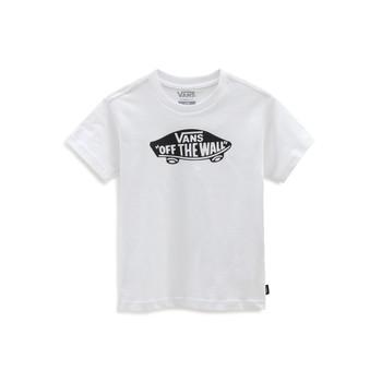 Clothing Children Short-sleeved t-shirts Vans VANS CLASSIC TEE White