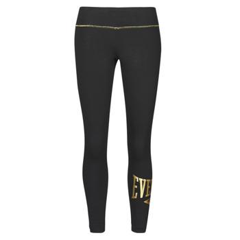 Clothing Women Leggings Everlast EVL-TIGHT-HOXIE Black