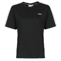 Clothing Women Short-sleeved t-shirts Fila JAKENA Black