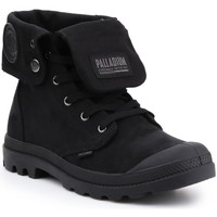 Shoes Hi top trainers Palladium Baggy NBK 76434-008-M black