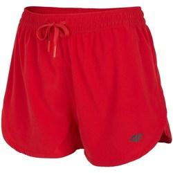 Clothing Women Shorts / Bermudas 4F SKDT004 Red