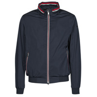 Clothing Men Jackets Geox WELLS BOMBER Marine