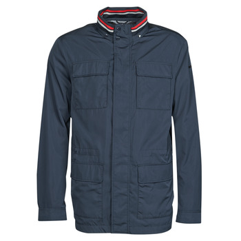 Clothing Men Jackets Geox WELLS FIELD Marine