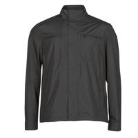 Clothing Men Jackets Geox JHARROD Black