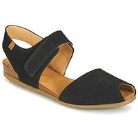 Shoes Women Sandals El Naturalista STELLA Black