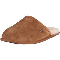 Shoes Men Slippers UGG Scuff Suede Slippers brown