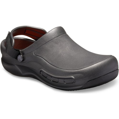 Shoes Women Clogs Crocs 205669-001-M4/W6 Bistro Pro Literide Clog Black
