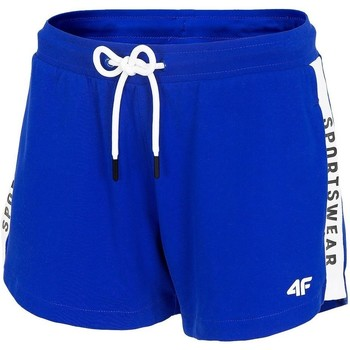 Clothing Women Shorts / Bermudas 4F SKDD003 Blue