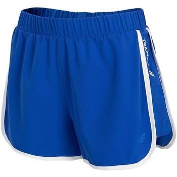 Clothing Women Shorts / Bermudas 4F SKDF001 Blue