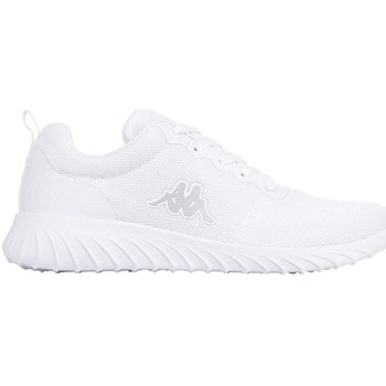 Shoes Men Low top trainers Kappa Ces White