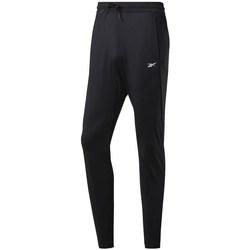 Clothing Men Tracksuit bottoms Reebok Sport Workout Knit Pant Black