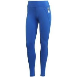 Clothing Women Leggings adidas Originals Brilliant Basics Blue
