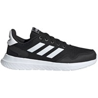 Shoes Men Low top trainers adidas Originals Archivo K White, Black