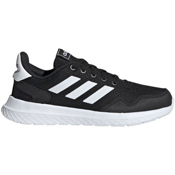 Shoes Men Low top trainers adidas Originals Archivo K White, Black