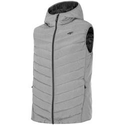 Clothing Men Duffel coats 4F KUMP002 Grey