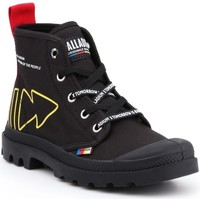 Shoes Hi top trainers Palladium Pampa Dare Rew FWD 76862-008-M black
