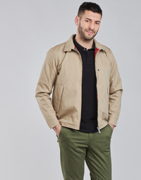 Clothing Men Jackets Harrington CAROLINA Beige