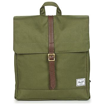 Bags Rucksacks Herschel CITY Kaki