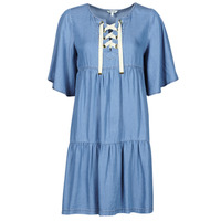 Clothing Women Short Dresses Kaporal TILAN Blue