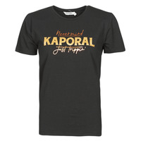 Clothing Women Short-sleeved t-shirts Kaporal PEPIN Black